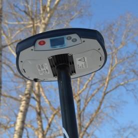 Nouveau système de relevé topo par GPS