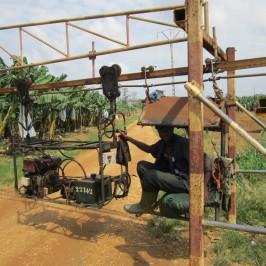 Du drainage en Côte d'Ivoire