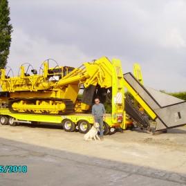 (2010) Nouvelle trancheuse 3035T